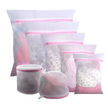 ODM Size Mesh Laundry Wash Bag for Traveling